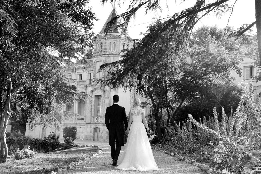 Mariage au Château Sainte Cécile