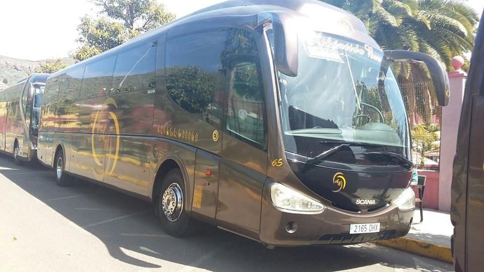Atlántida bus