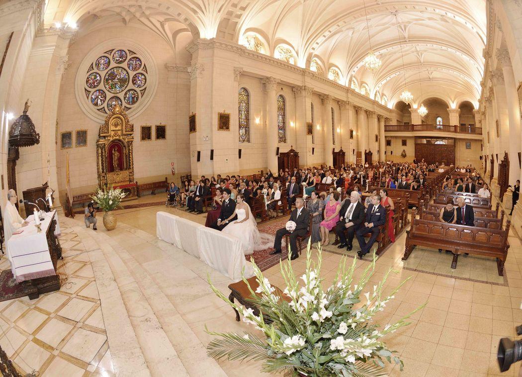 Iglesia VIRGEN DEL PILAR
