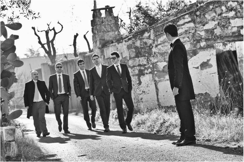 Il reportage matrimonio a Lecce