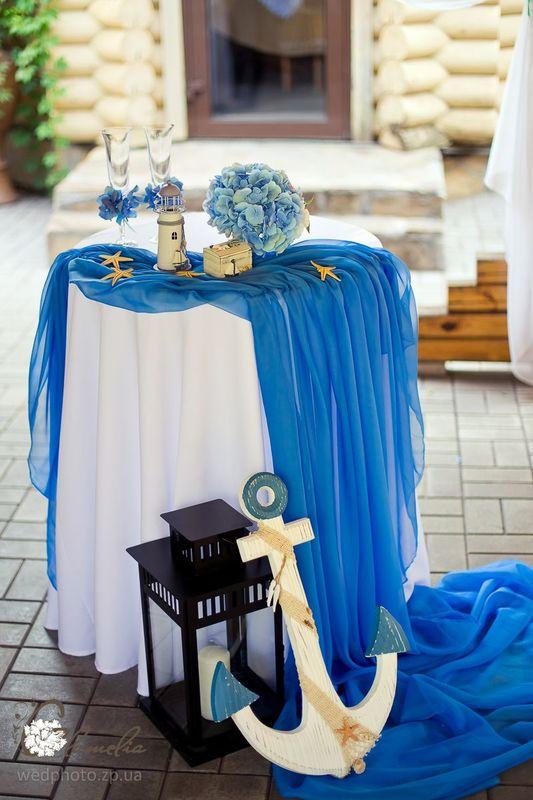 Свадьба МОРСКОЙ БРИЗ