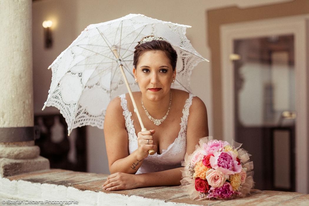 La novia, Hochzeitsmode für Braut & Bräutigam