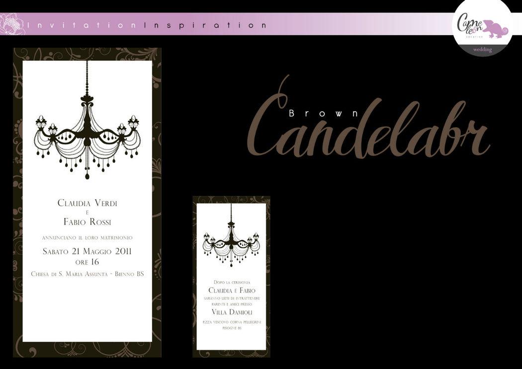 Invito Candelabr