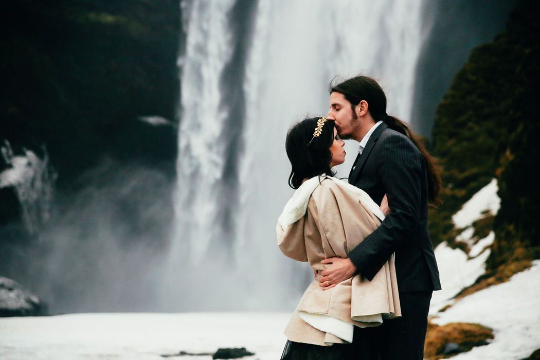 Anne-Lise & Florent - Day-After Islande