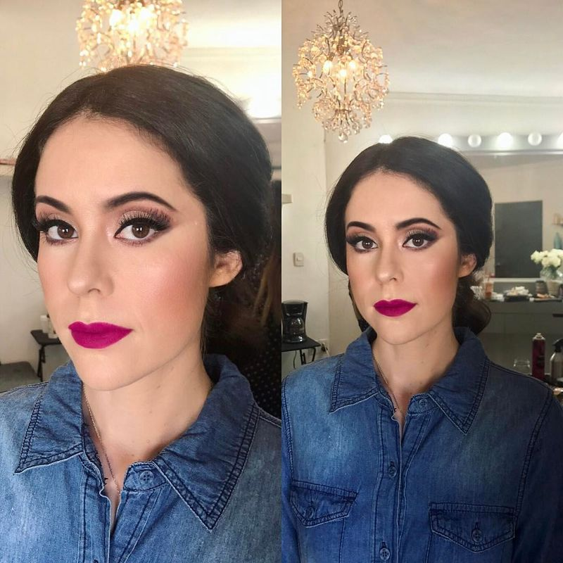 Mariana Tapia Makeup and Hair