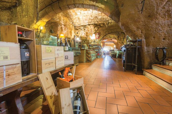 Ristorante Grotte del Funaro