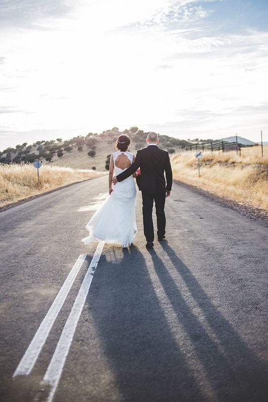 Fotografía de bodas en Almadén (Ciudad Real)