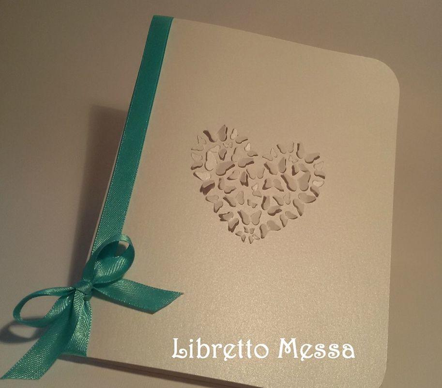 Cover Libretto Messa