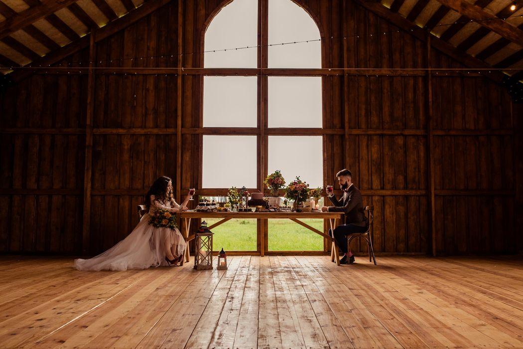 Свадебная полиграфия и декор Auza