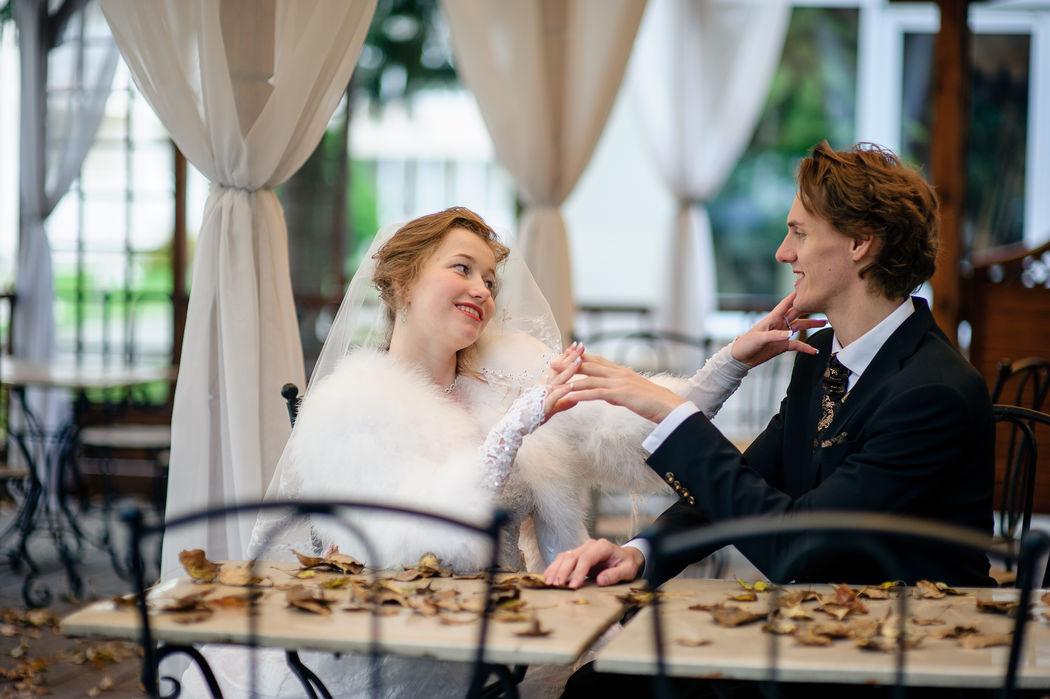 Фотограф Дмитрий Ладейников. Свадьба Анастасии и Павла