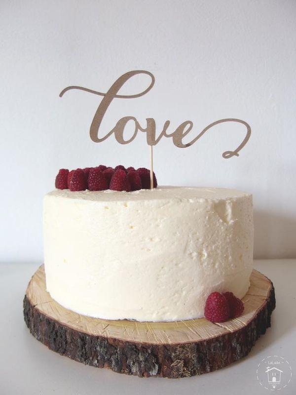 Cake topper, perchè anche i dolci devono avere il loro decoro!