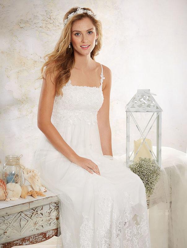 Melo's Noivas Colcecção 2016 Spring Modern Vintage Bridal b Alfred Angelo