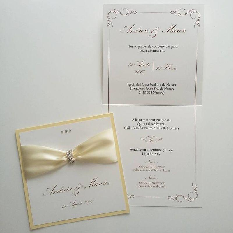 Convites personalizados - Wedding Lovers
