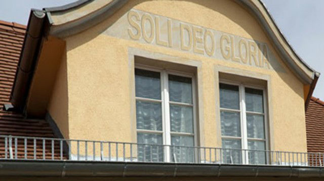 Beispiel: Außenansicht - Detail, Foto: Hotel Villa Loschwitz.
