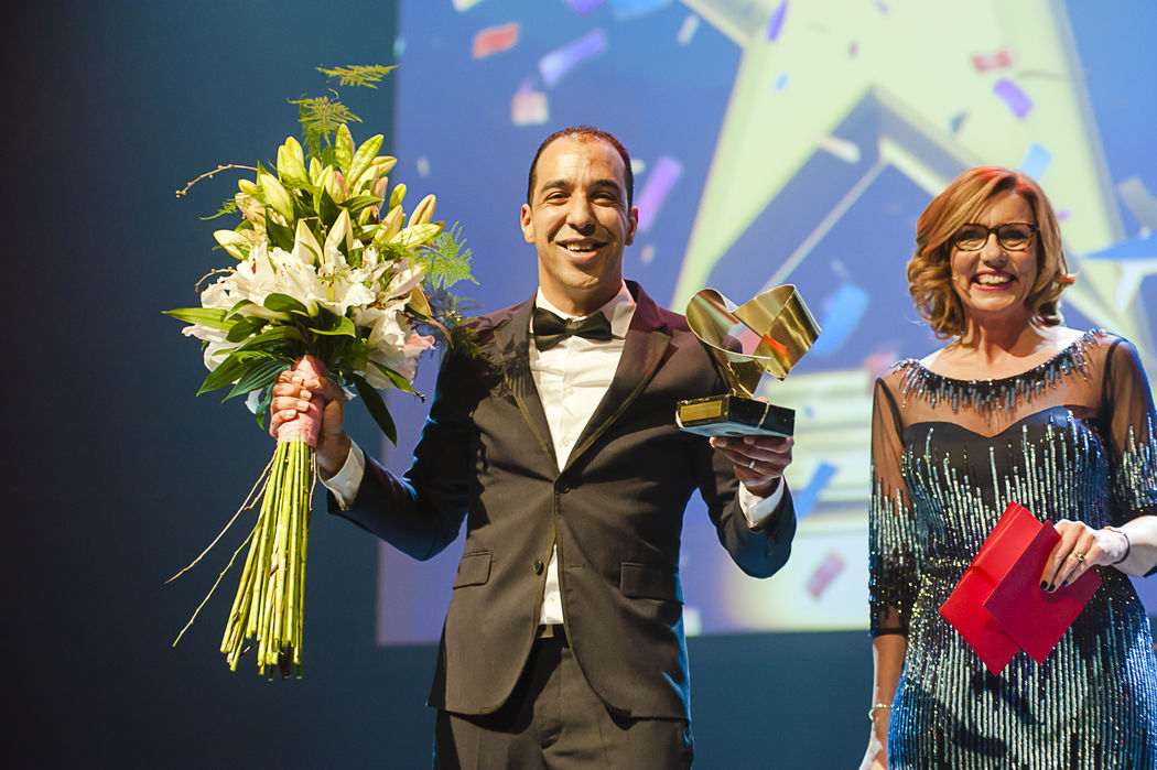 Pauline presenteert gala Dutch Wedding Awards 2017
