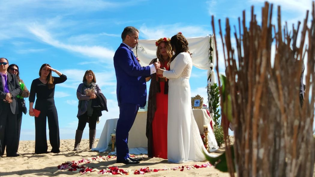 Beltane Handfasting Chile