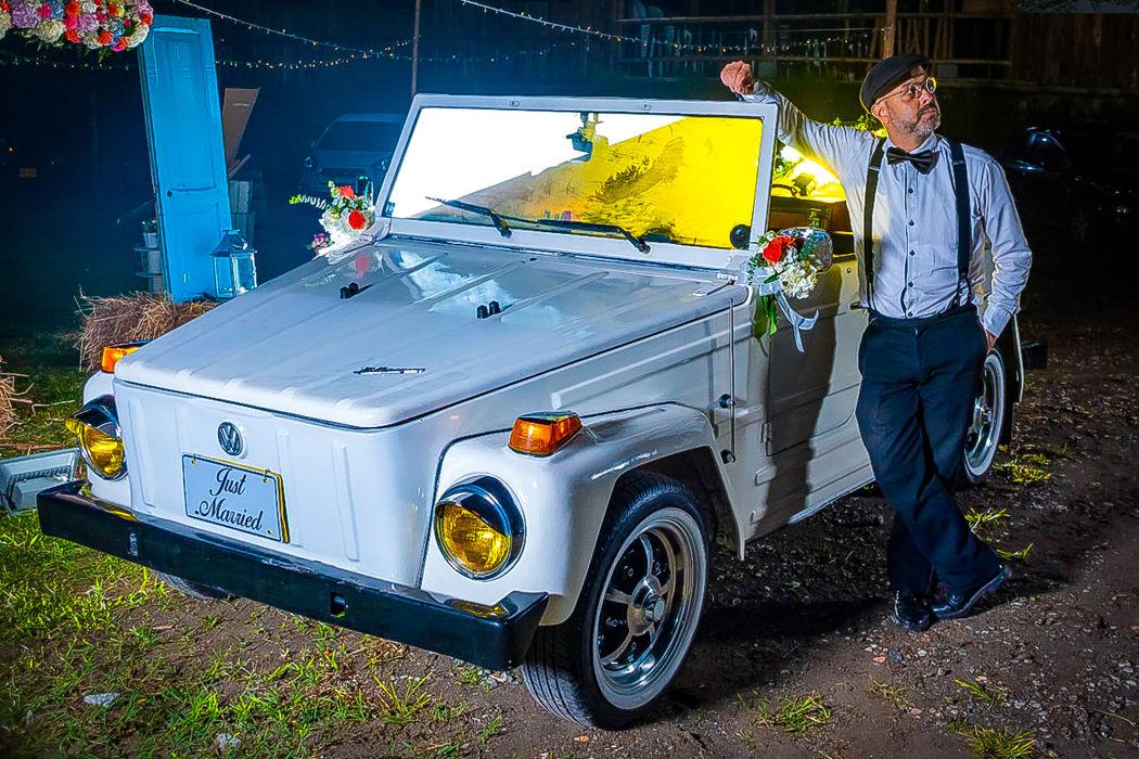 Lorenzo & Jerónimo VW Autos de Boda