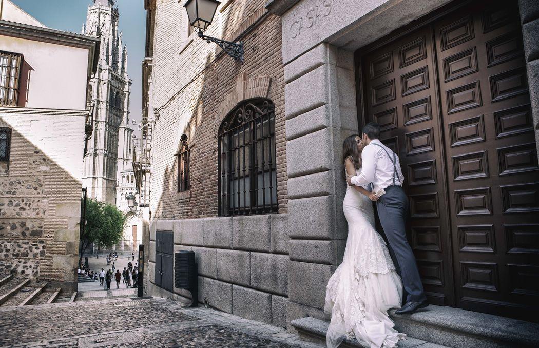 Toledo. Juan Aunión, Fotógrafo de Bodas en Badajoz
