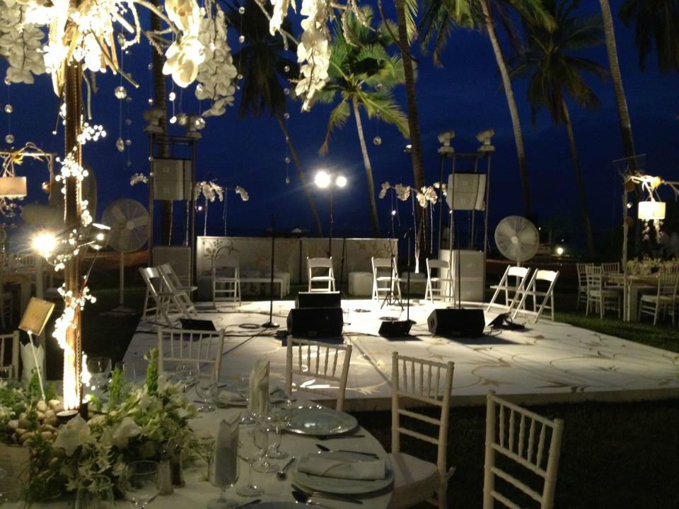 Kiu Music Players música, iluminación y ambientación para tu boda en Distrito Federal y Puebla