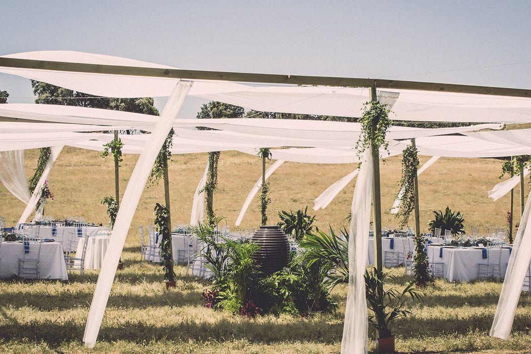 Estructura boda