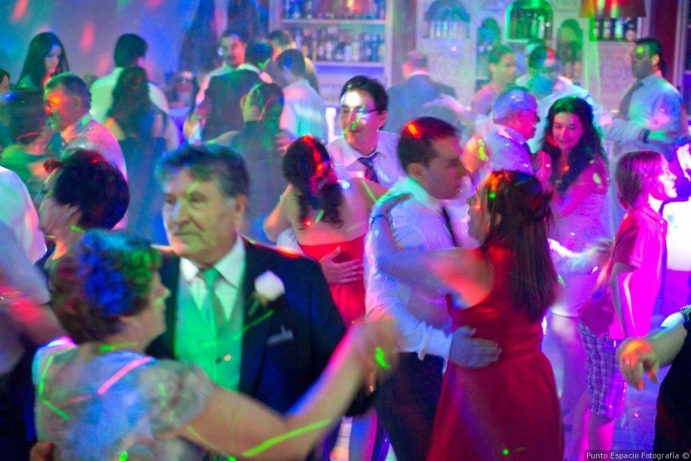 tiempo de fiesta en nuestra discoteca