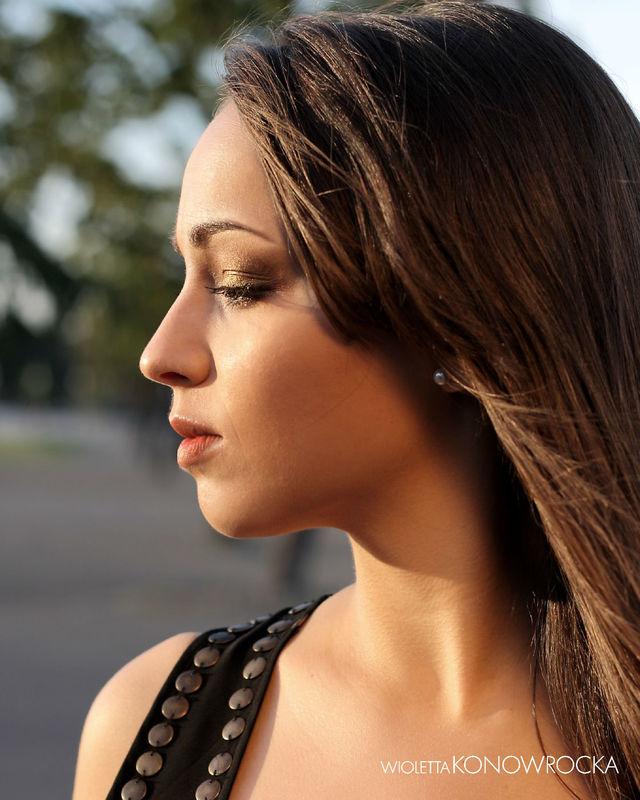 foto Wioletta Kanowrocka modelka Karolina