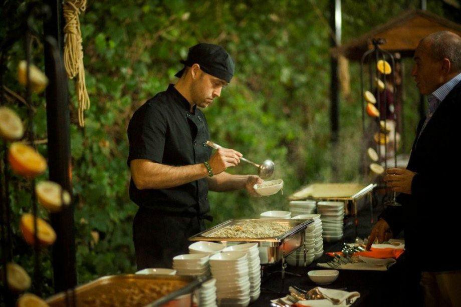 Juan Ortiz Catering
