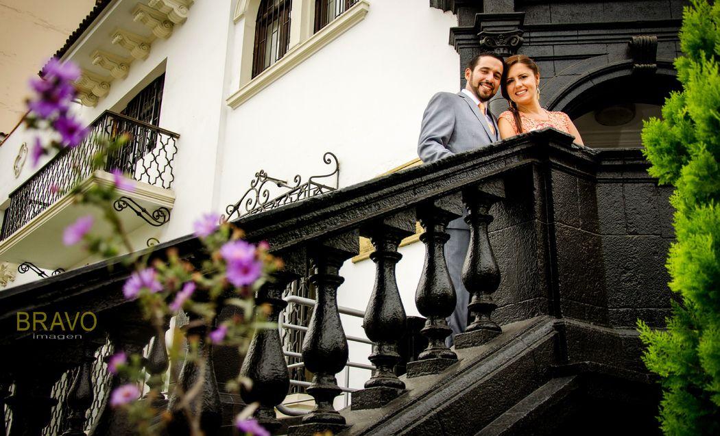Matrimonio civil Azucena & Luis