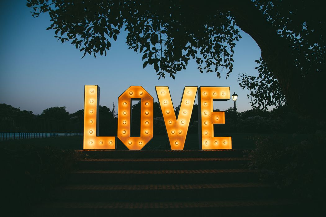 Love luminoso Eventaria
