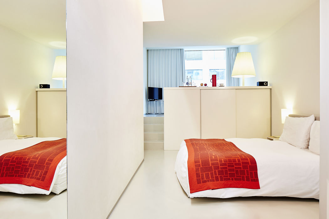 Hotel Greulich: Design Double Room