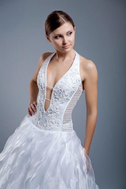 Robe de mariée couture REVEALING