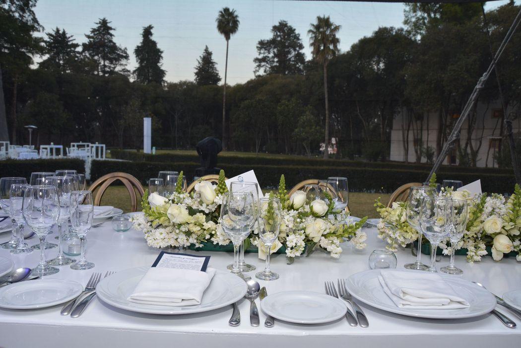 Montaje boda MG Ex Hacienda de Chautla