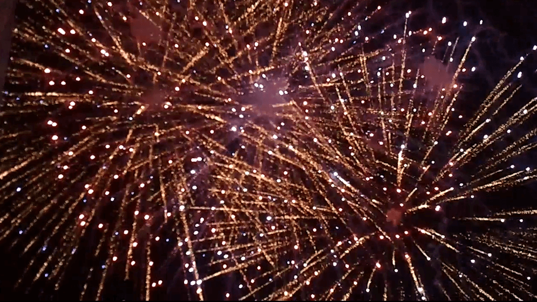 Pyrotec fireworks