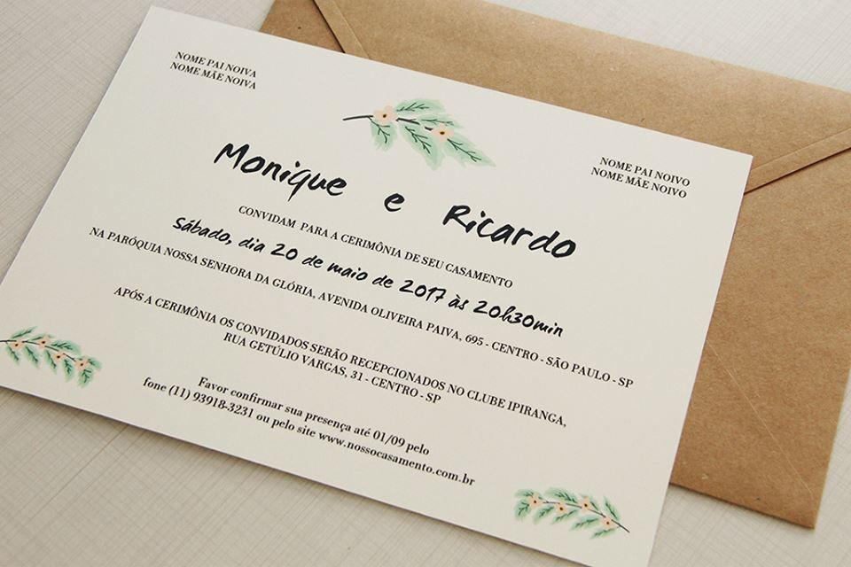Convite Expresso