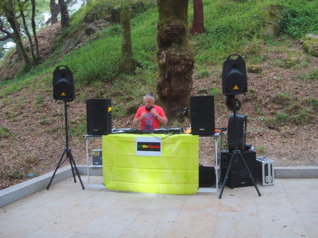 evento ao ar livre
