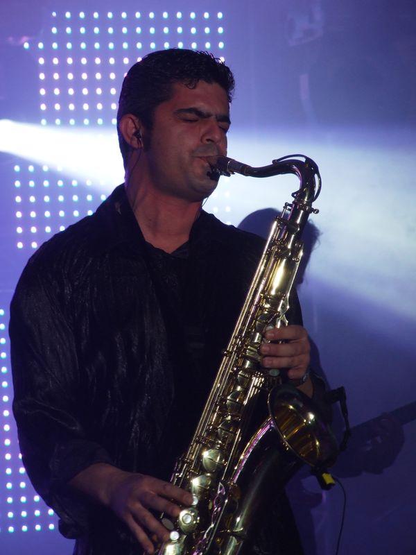 Saxofonista para Casamentos