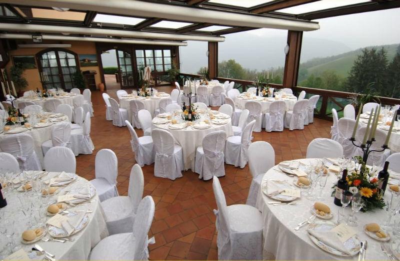 Veranda Panoramica Villa Pighet