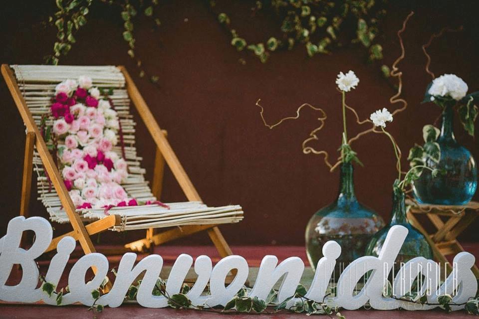 Floristería Crisalida