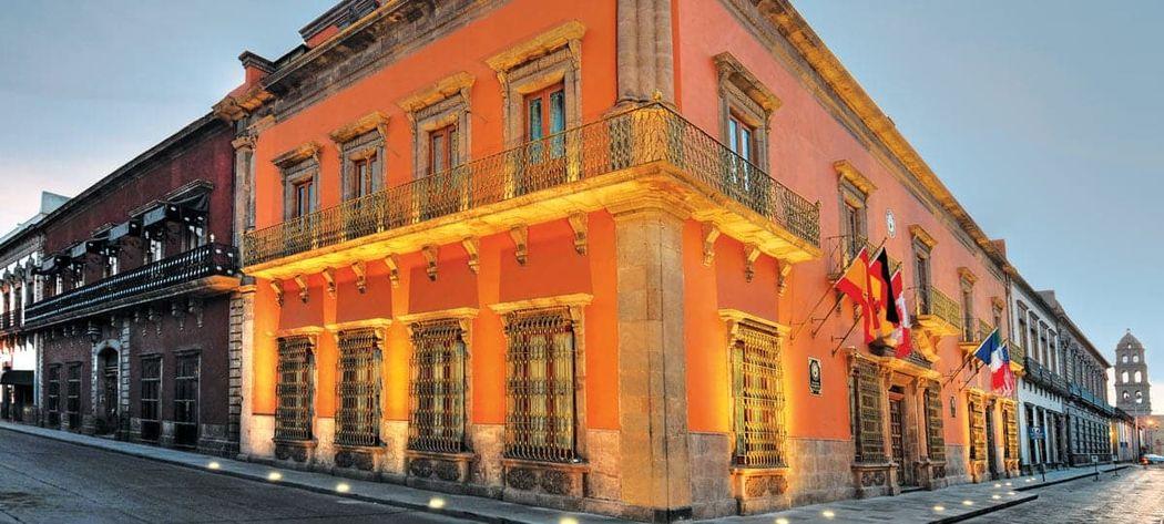 Quinta Real Palacio de San Agustín