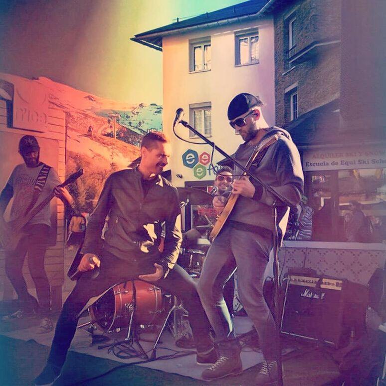 The Changers - Grupo de versiones