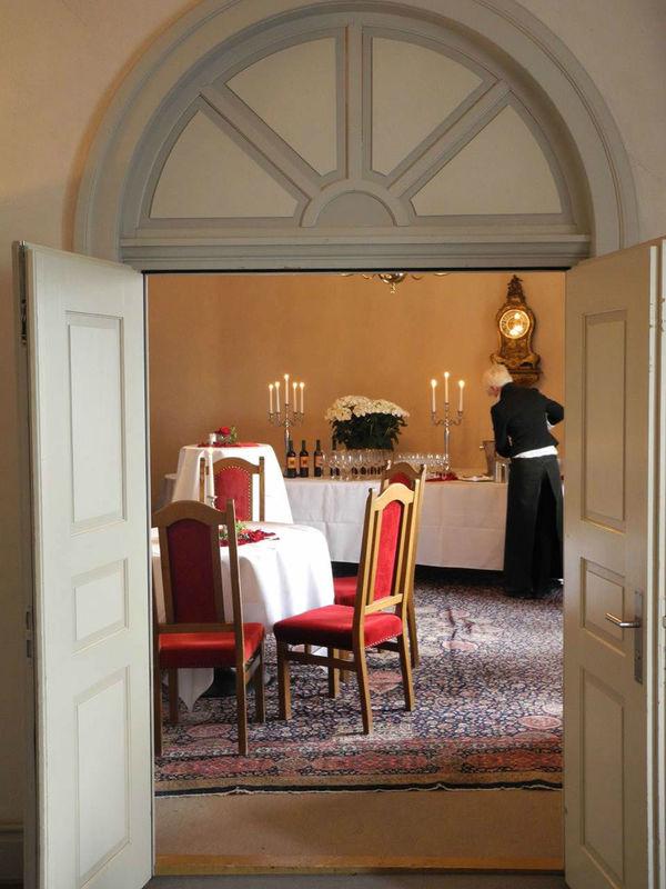 Beispiel: Gaststube, Foto: Schloss Rapperswil.