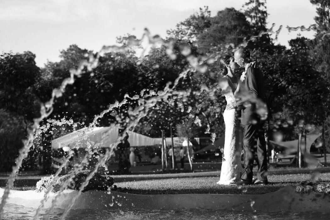 mariage chic et vert A&F