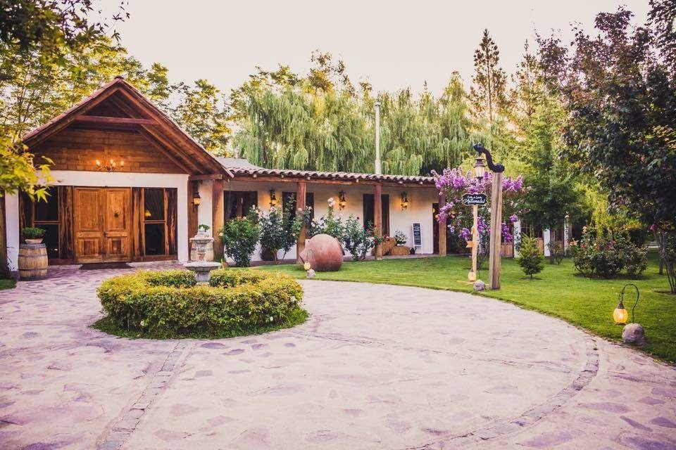Centro de Eventos Antumalal Los Andes