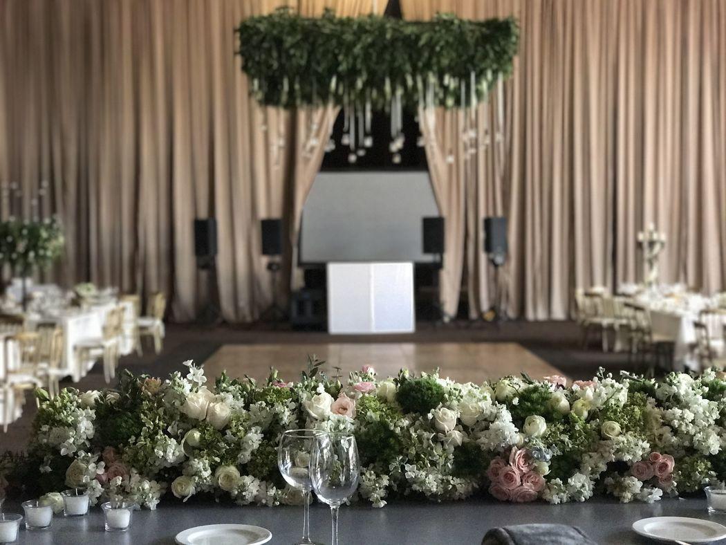 AM Coach Planner (Boda)  D.Floral Protea Diseño Floral (Lucy Gonzalez)