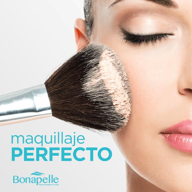 Bonapelle ( ampolletas para maquillaje duradero)