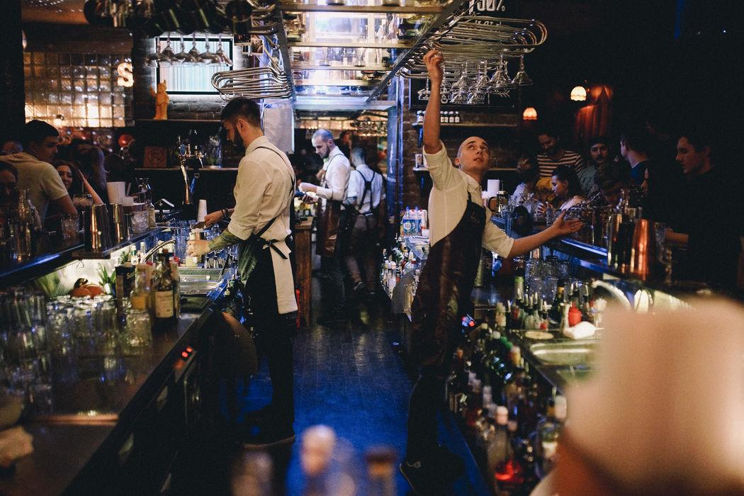Коктейль-бар Friends