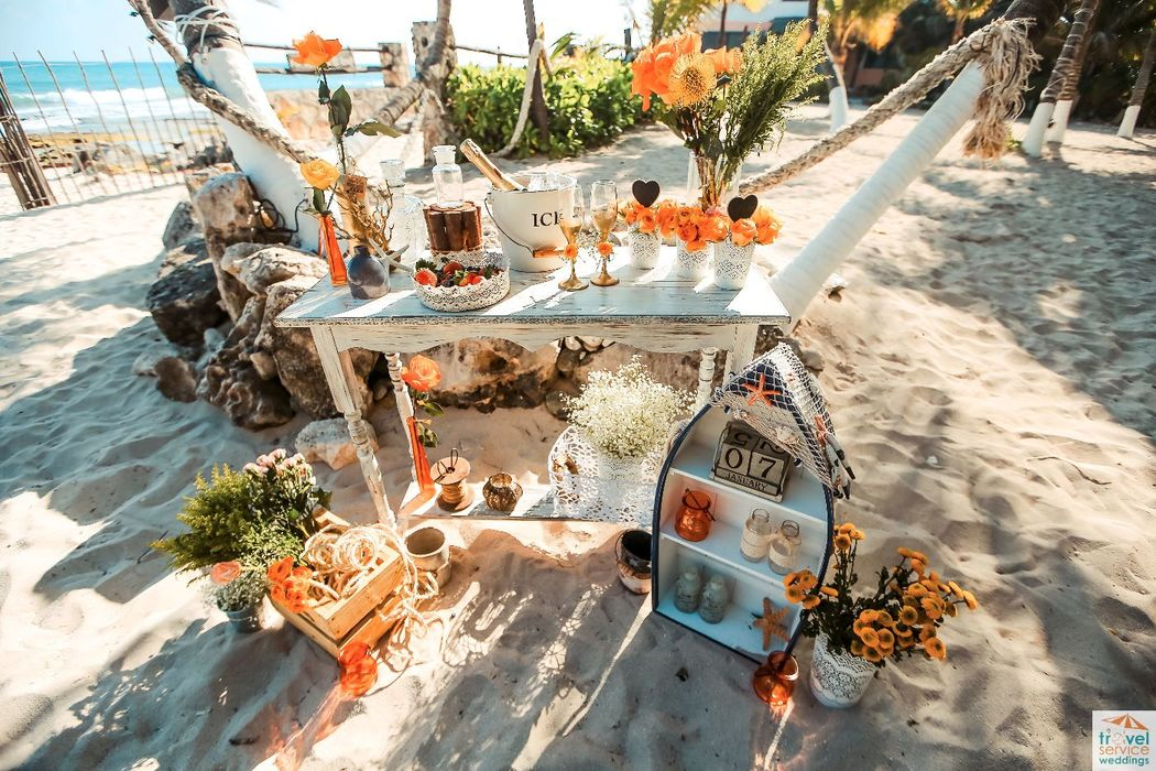 Weddings TravelService Mexico