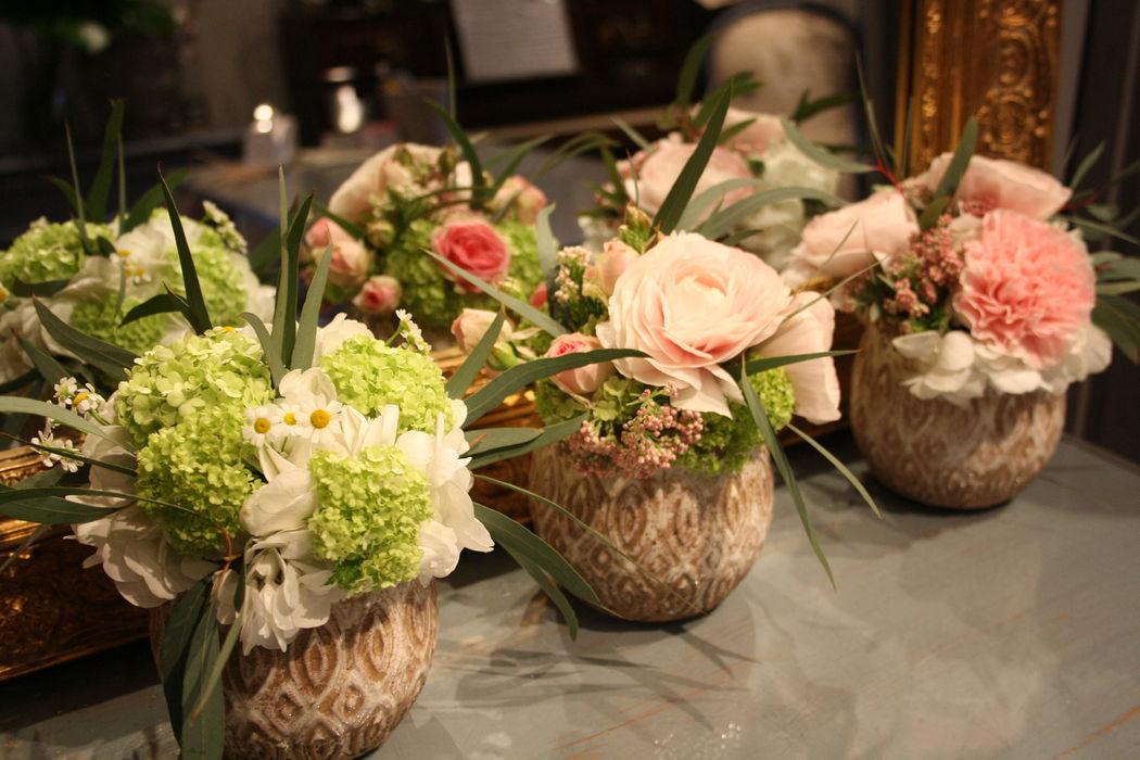 Les fleurs de Canelle