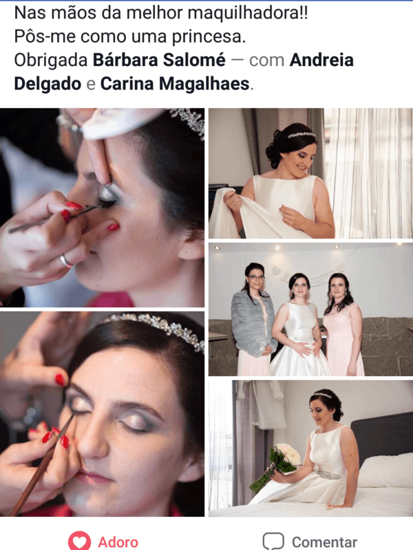 Bárbara Salomé- Make Up Artist