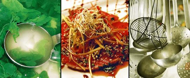Beispiel: Gastronomie, Foto: Restaurant Basil.